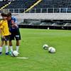Neymar gravando Carrossel (20)