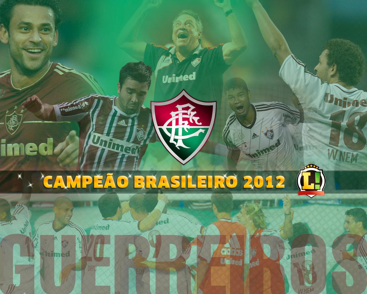 Wallpaper: Fluminense Campeão Brasileiro 2012 (4)