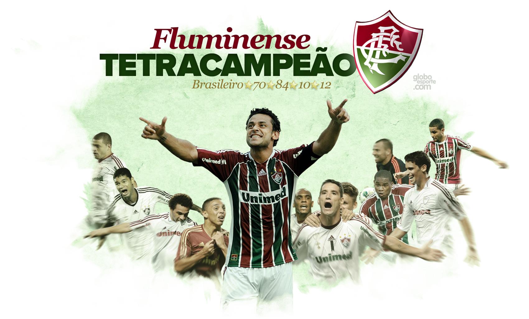 Wallpaper: Fluminense Campeão Brasileiro 2012 (5)