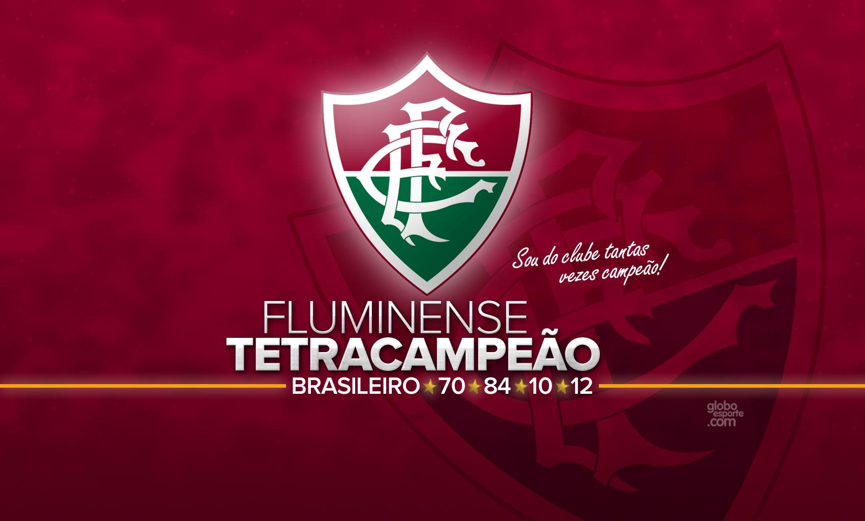 Wallpaper: Fluminense Campeão Brasileiro 2012 (6)