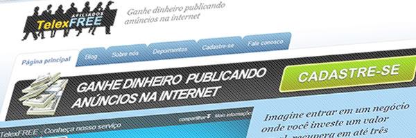 Afiliados TelexFREE
