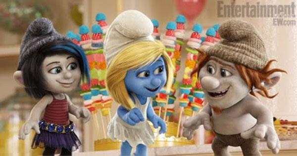 """Trailer de """"Os Smurfs 2"""""""