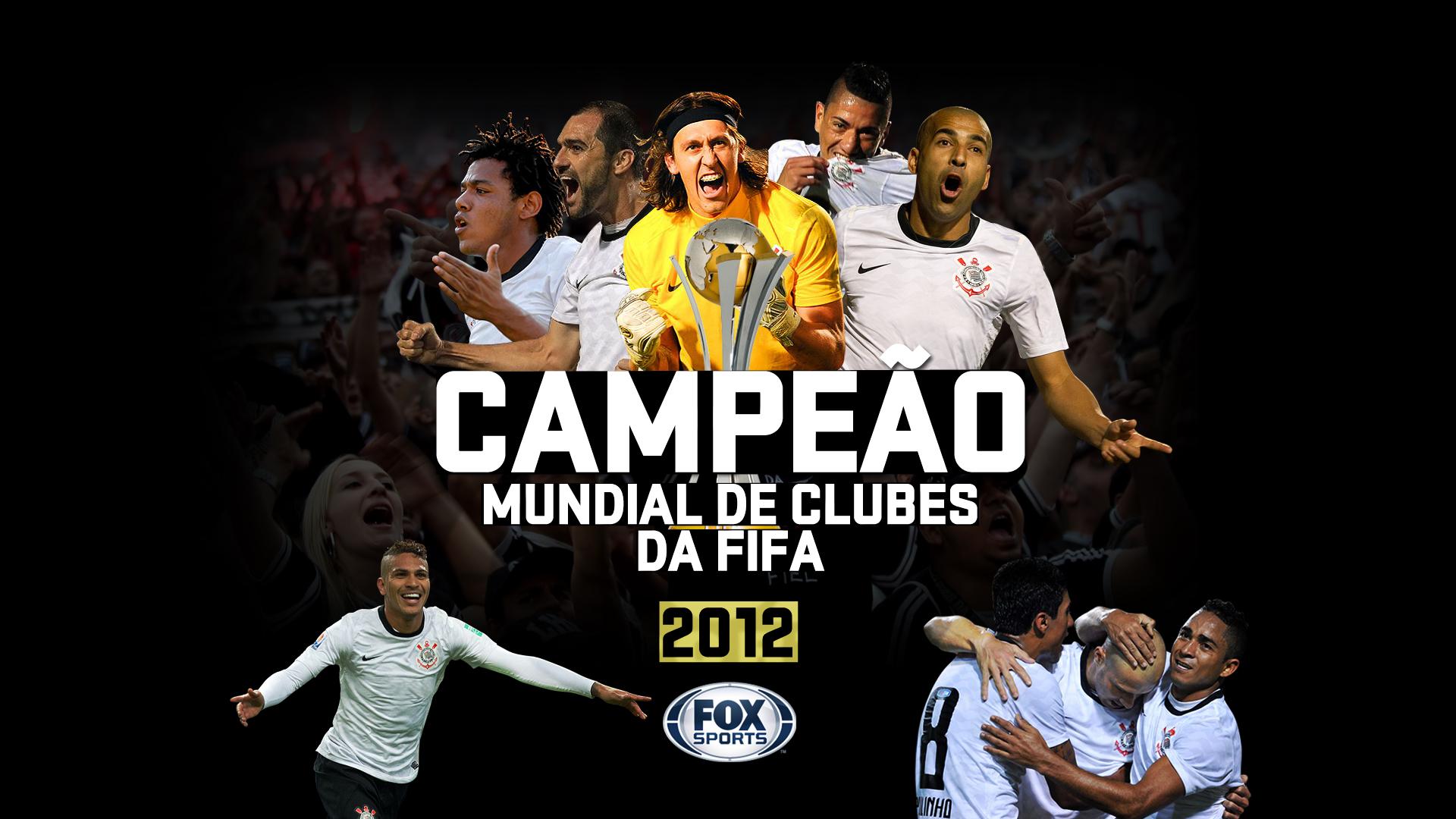 Wallpapers: Corinthians Campeão Mundial de Clubes 2012