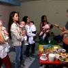 Bebês de até 6 meses devem se alimentar do leite materno