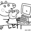 Desconto colorir Peppa Pig 03