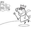 Desconto colorir Peppa Pig 13