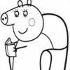 Desconto colorir Peppa Pig 17