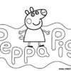 Desconto colorir Peppa Pig 21